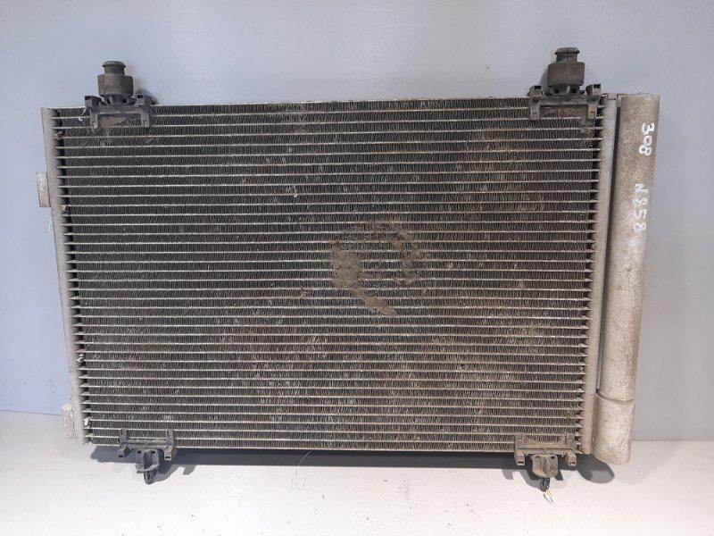 Радиатор кондиционера Peugeot 308 EP6 2009 (б/у)