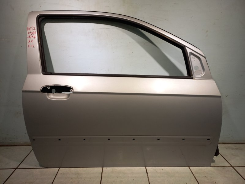Дверь Hyundai Getz G4HG 2007 передняя правая (б/у)