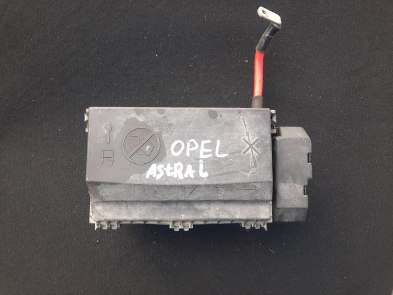 Блок предохранителей Opel Astra J (б/у)