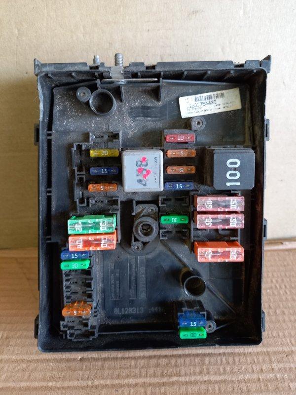 Блок предохранителей Skoda Octavia A5 (б/у)