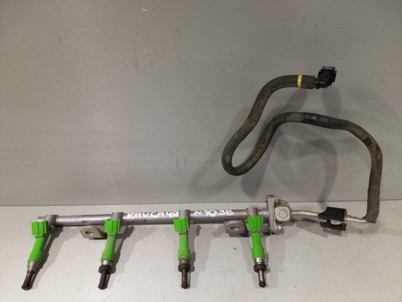 Топливная рампа Toyota Rav 4 Ca 40 2AR-FE 2016 (б/у)