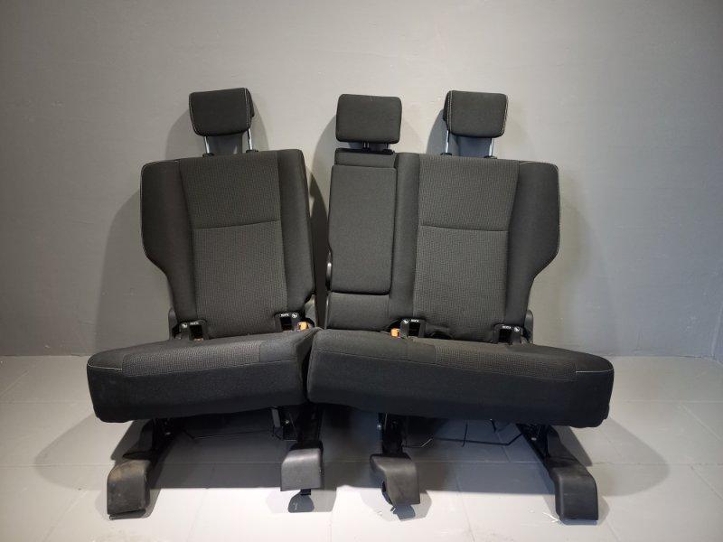 Сиденье Toyota Rav 4 Ca 40 2AR-FE 2016 заднее (б/у)