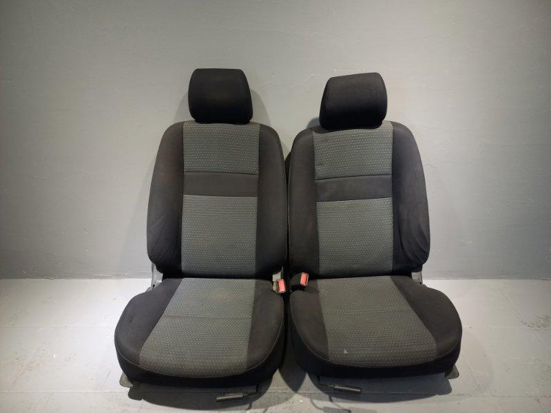 Сиденье Hyundai Getz G4HG 2007 переднее (б/у)