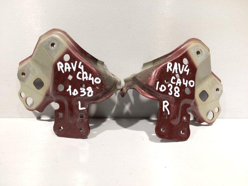 Крепление крыла Toyota Rav 4 Ca 40 2AR-FE 2016 (б/у)
