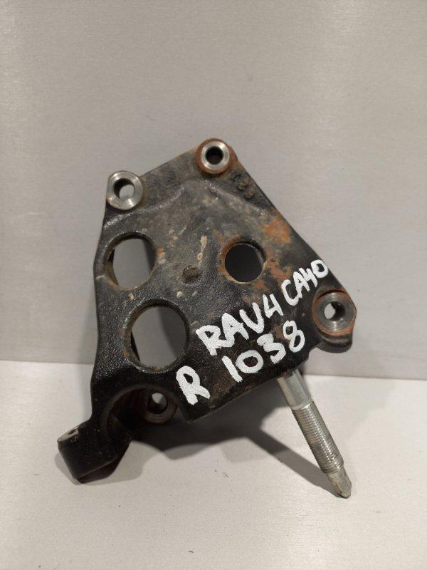 Кронштейн двигателя Toyota Rav 4 Ca 40 2AR-FE 2016 правый (б/у)