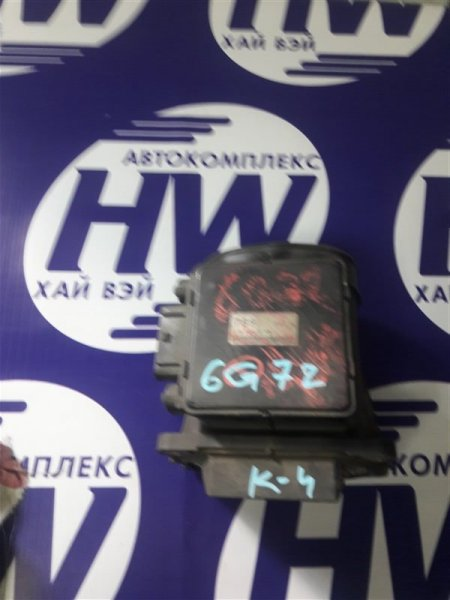 Датчик расхода воздуха Mitsubishi Delica PD6W 6G72 (б/у)