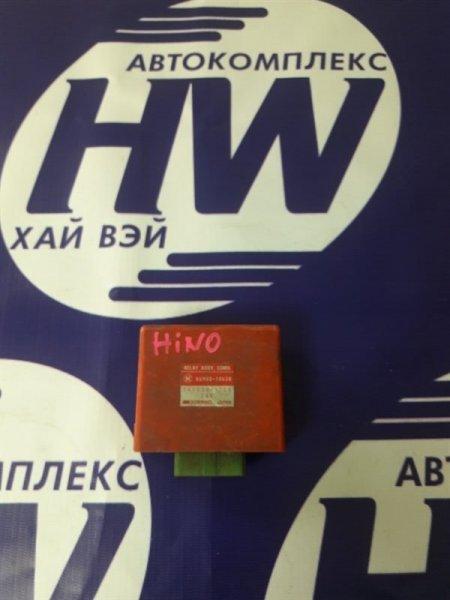 Электронный блок Hino Ranger FD3 H07D (б/у)
