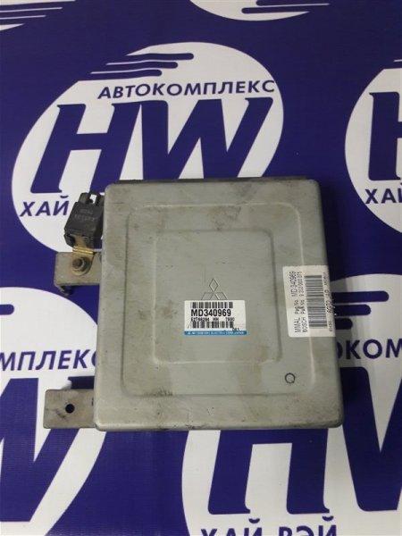 Компьютер двс Mitsubishi Diamante F36W 6G72 1997 (б/у)