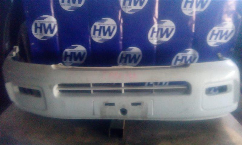 Бампер Nissan Caravan DWMGE25 ZD30 2005 передний (б/у)