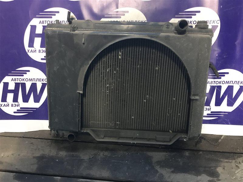 Радиатор Toyota Estima CXR20 3CT (б/у)