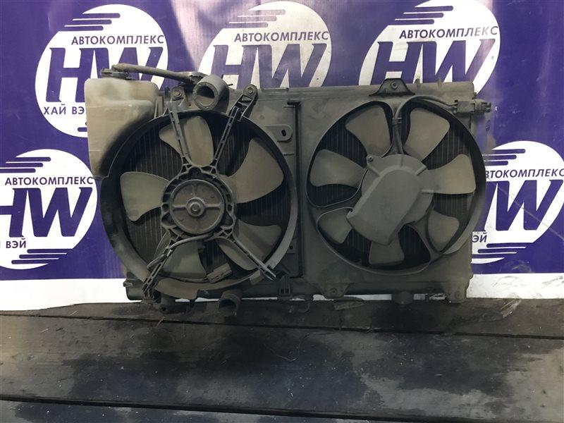 Радиатор Toyota Cynos EL52 4E 1997 (б/у)