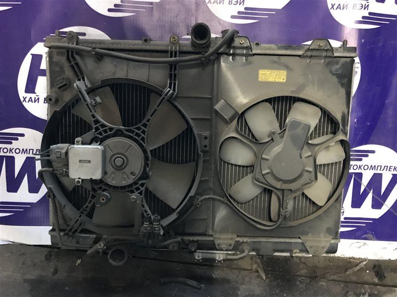 Радиатор Mitsubishi Chariot N84W 4G64 1997 (б/у)