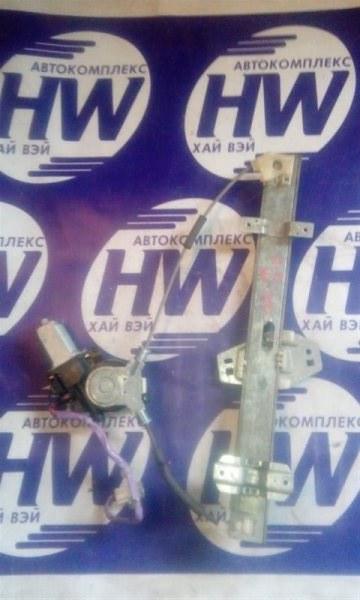 Стеклоподъемник Honda Saber UA5 J32A передний правый (б/у)