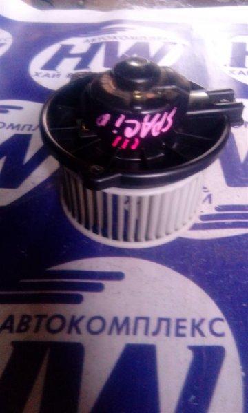 Мотор печки Toyota Corolla Spacio AE111 (б/у)
