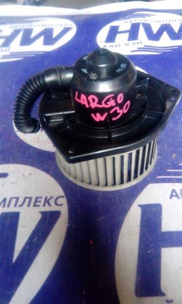 Мотор печки Nissan Largo W30 KA24 1997 (б/у)