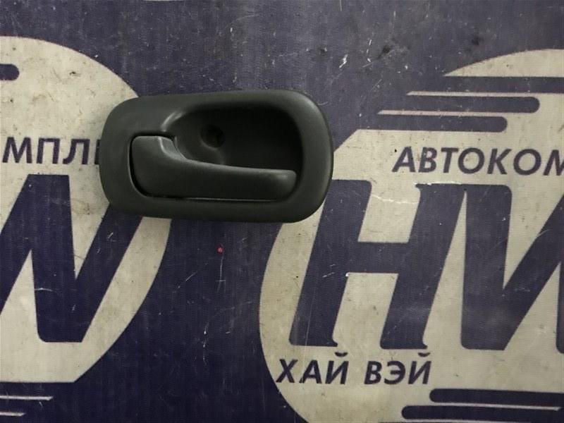 Ручка двери внутренняя Honda Civic Ferio EK3 D15B 1997 передняя левая (б/у)