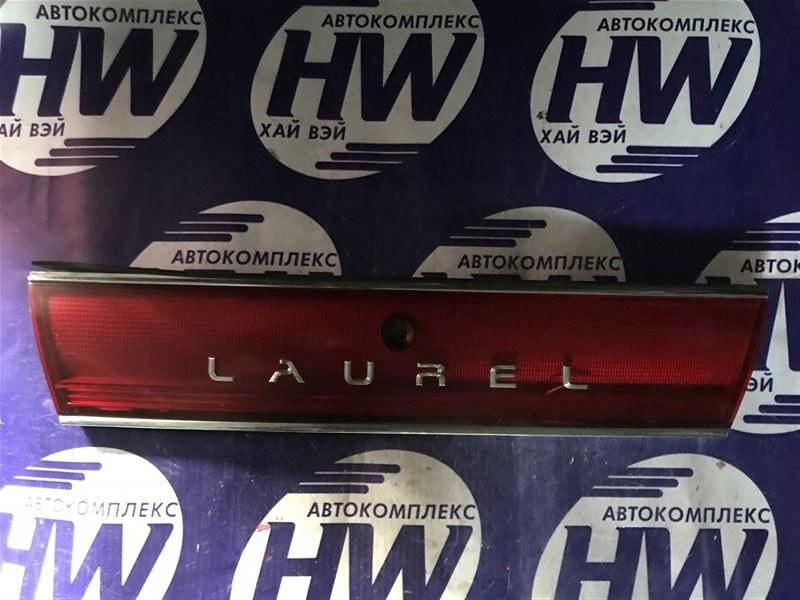 Планка багажника Nissan Laurel HC34 RB20E 1992 (б/у)