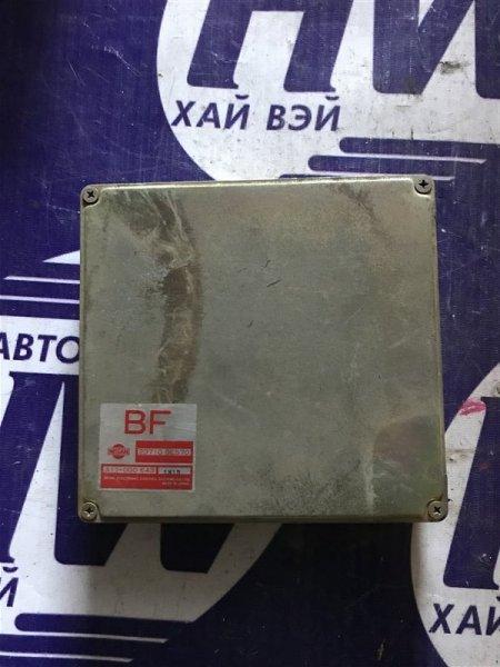 Компьютер двс Nissan Bluebird EU13 SR20 (б/у)