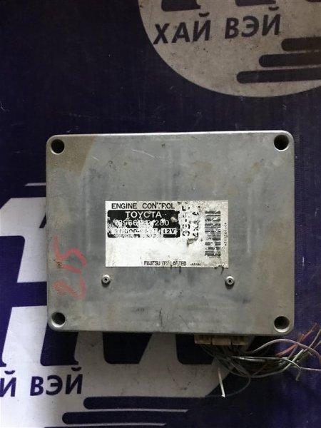 Компьютер двс Toyota Caldina ST215 3S (б/у)
