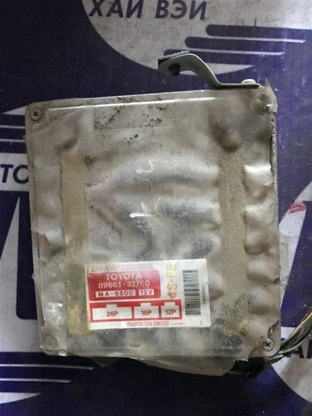 Компьютер двс Toyota Vista SV30 3S (б/у)