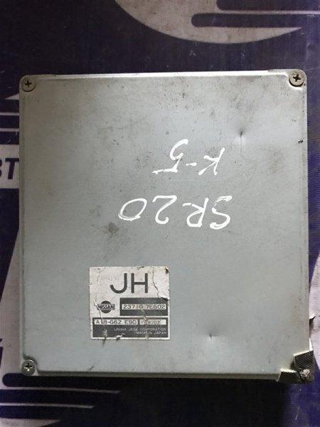 Компьютер двс Nissan Bluebird EU14 SR20 (б/у)
