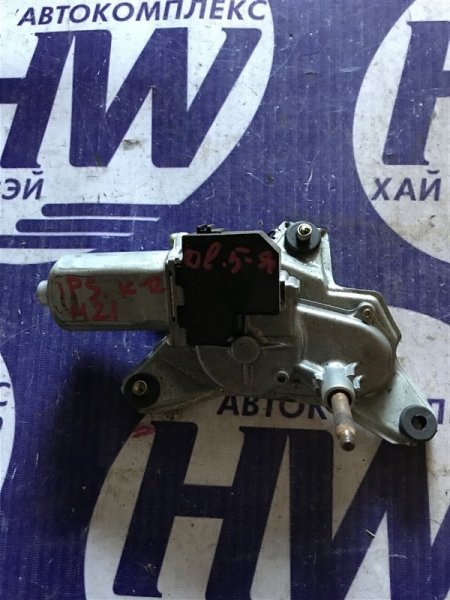 Моторчик заднего дворника Toyota Ipsum ACM21 2AZ 2003 (б/у)