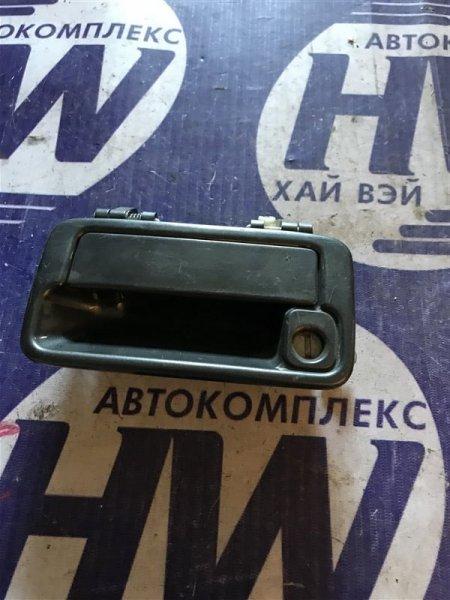 Ручка двери внешняя Suzuki Escudo TA01W передняя левая (б/у)