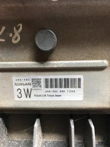 Компьютер двс Nissan Wingroad WFY11 QG18 (б/у)