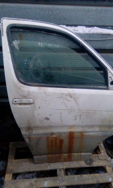 Дверь Toyota Hiace Regius RCH47 3RZ передняя правая (б/у)