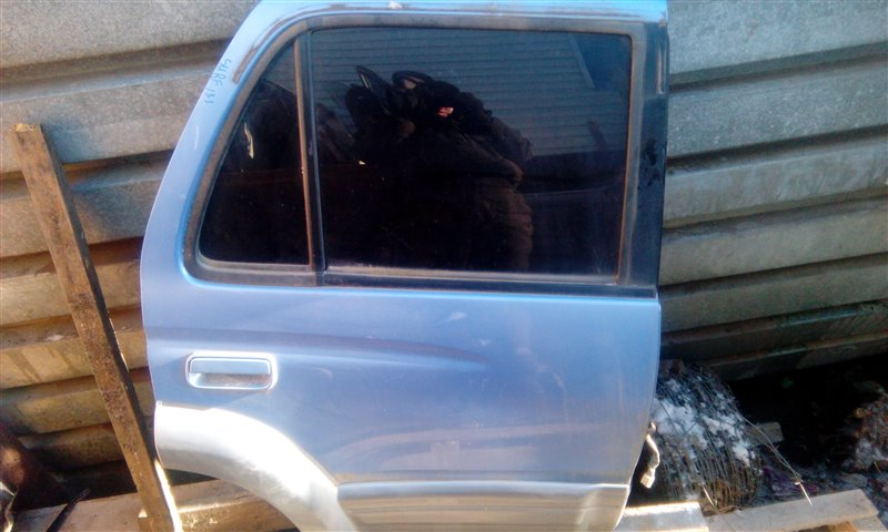 Дверь Toyota Surf RZN185 3RZ задняя правая (б/у)
