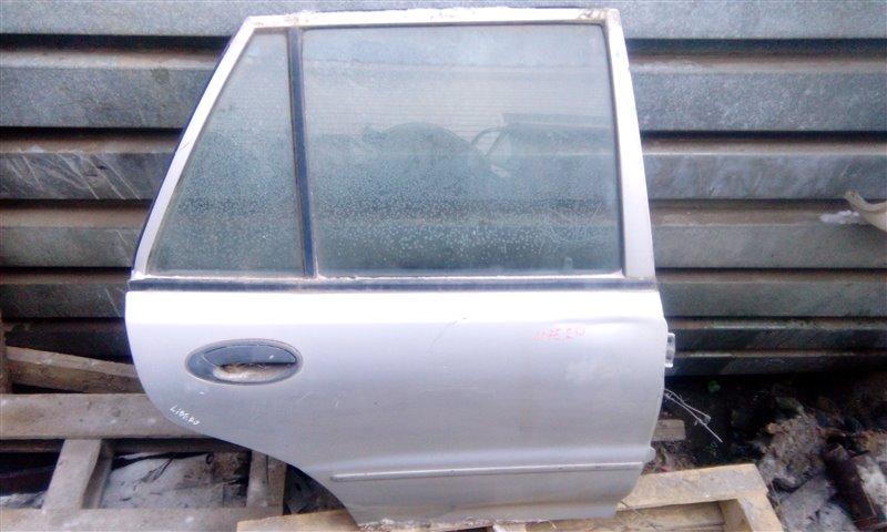 Дверь Mitsubishi Libero CB2V задняя правая (б/у)