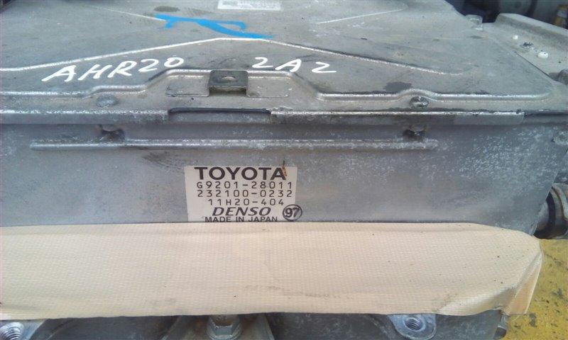 Инвертор Toyota Estima AHR20 2AZ 2007 (б/у)