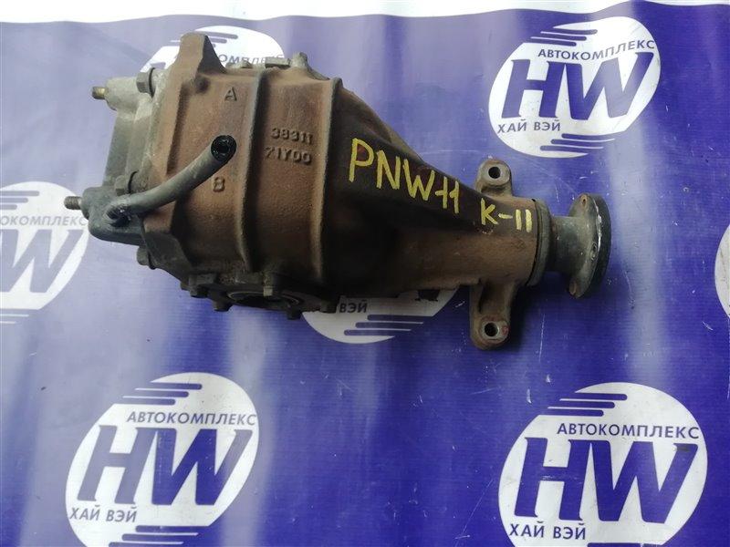 Редуктор Nissan Avenir PNW11 SR20DET задний (б/у)