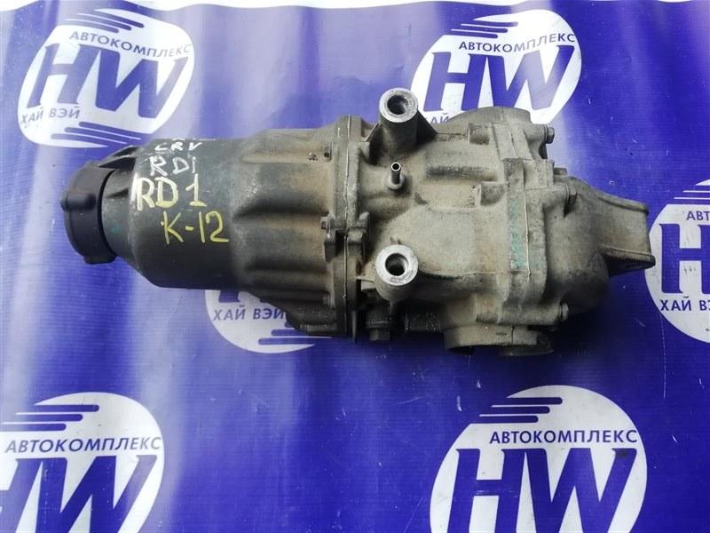 Редуктор Honda Cr-V RD1 B20B 1996 задний (б/у)