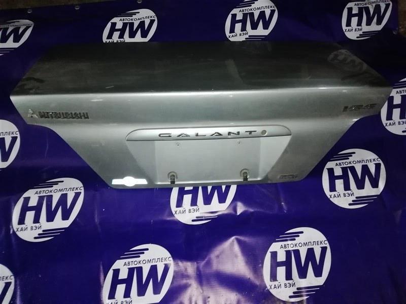 Крышка багажника Mitsubishi Galant EA1A 4G93 (б/у)