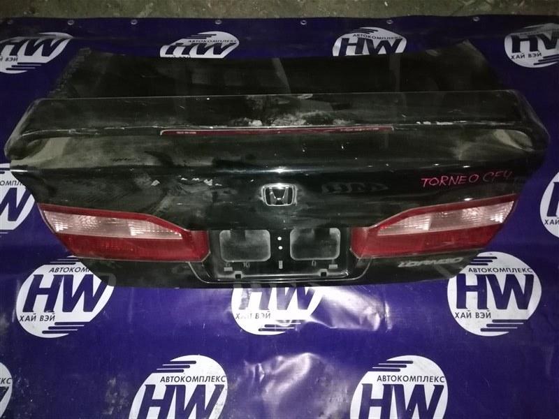 Крышка багажника Honda Torneo CF4 F20B 1998 (б/у)