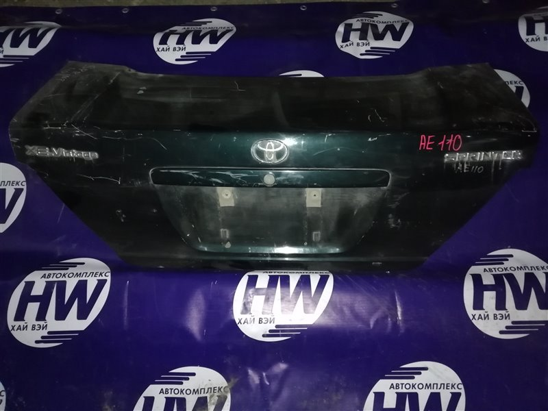 Крышка багажника Toyota Sprinter AE110 1997 (б/у)