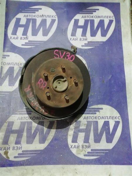 Ступица Toyota Vista SV30 4S задняя правая (б/у)