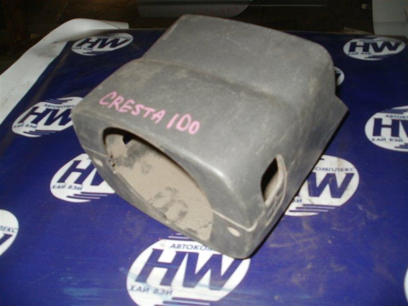 Кожух рулевой колонки Toyota Cresta GX100 1G 1997 (б/у)