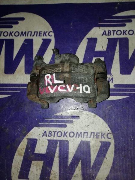 Суппорт Toyota Windom VCV10 задний левый (б/у)