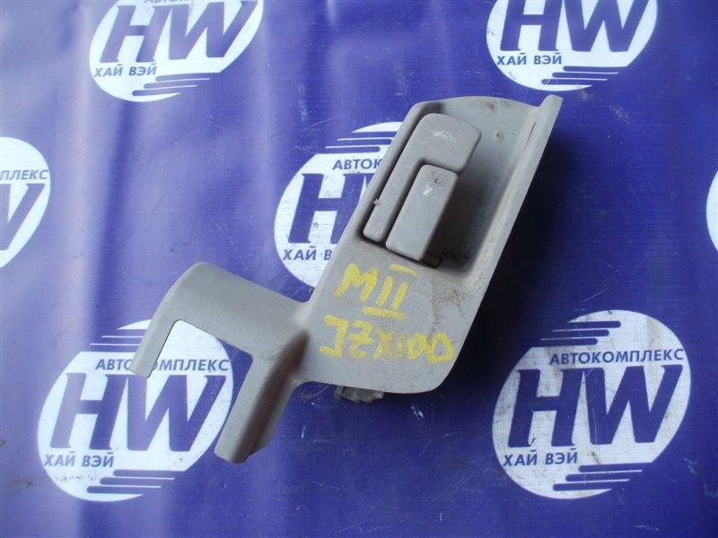 Ручка открытия багажника Toyota Mark Ii JZX100 1JZ 1999 (б/у)