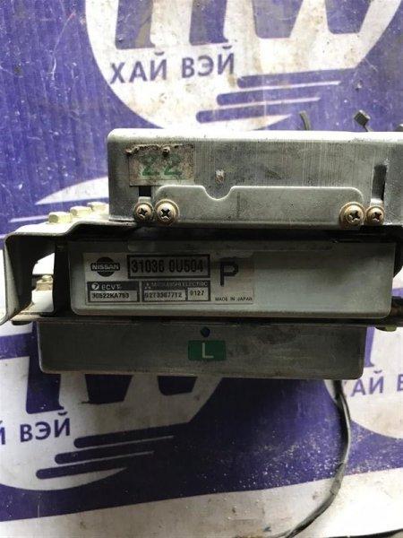 Блок управления акпп Nissan March K11 CG13 (б/у)