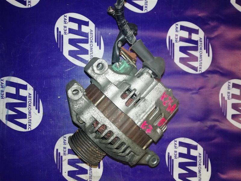 Генератор Honda Stepwagon RF7 K24A (б/у)
