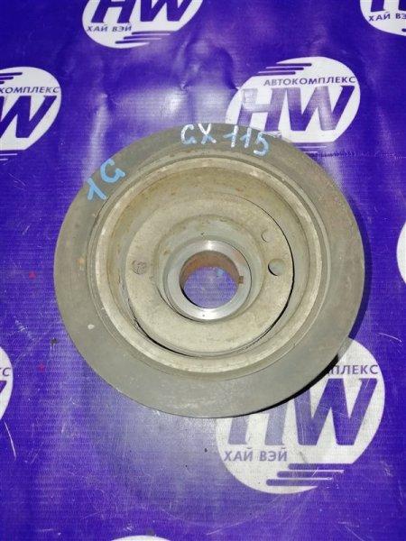 Шкив коленвала Toyota Mark Ii GX100 1G 2000 (б/у)