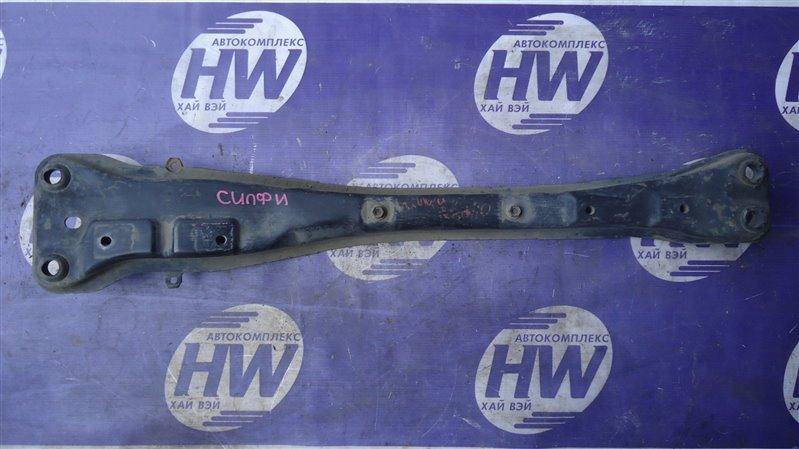 Балка двс продольная Nissan Bluebird Sylphy QG10 QG18 2001 (б/у)