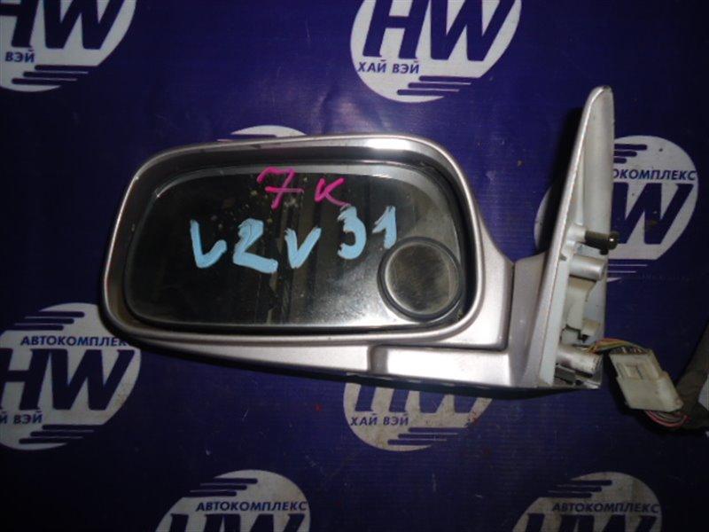 Зеркало Toyota Camry Prominent VZV31 левое (б/у)