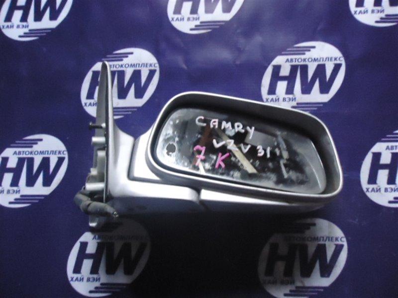 Зеркало Toyota Camry Prominent VZV31 правое (б/у)