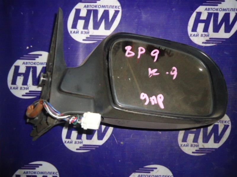 Зеркало Subaru Legacy Outback BP9 правое (б/у)