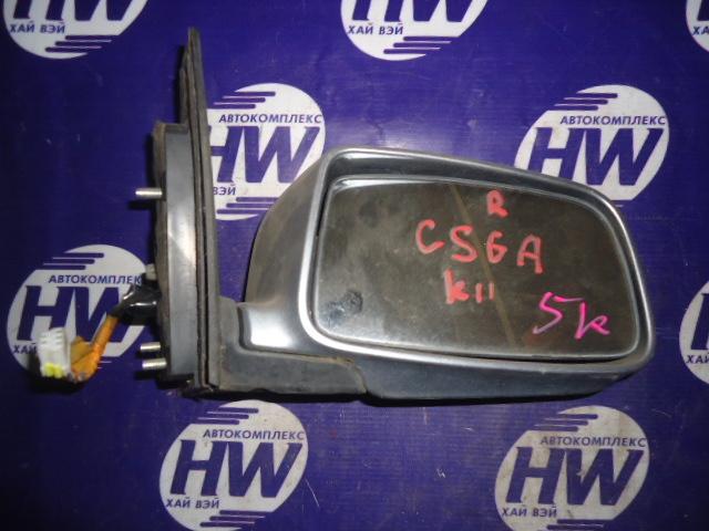 Зеркало Mitsubishi Lancer CS6A 4G94 правое (б/у)