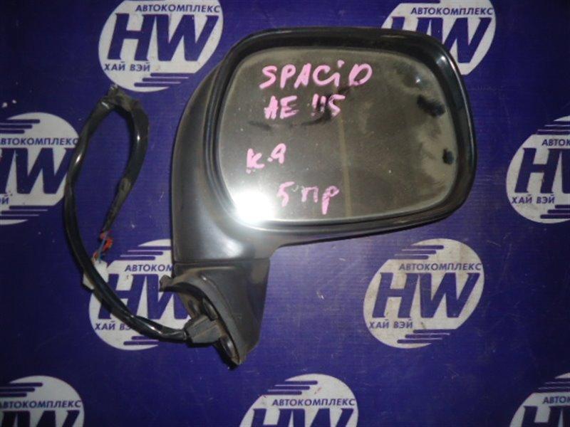 Зеркало Toyota Corolla Spacio AE111 правое (б/у)